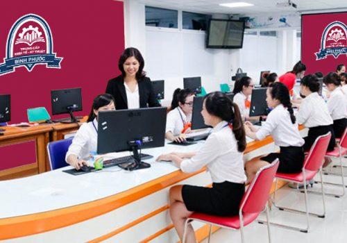 Trường Trung Cấp Kinh Tế Kỹ Thuật Bình Phước